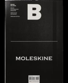 MAGAZINE B No.62 MOLESKINE