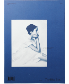 The Motif Magazine 001: The Blue Motif