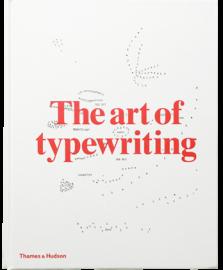 【再入荷】The Art of Typewriting