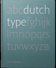 【再入荷】Dutch Type (Reprint)