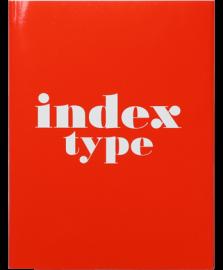 【再入荷】index type