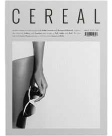 【再入荷】CEREAL Volume 13