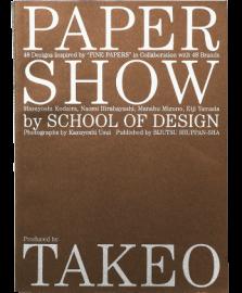 【再入荷】TAKEO PAPER SHOW by SCHOOL OF DESIGN