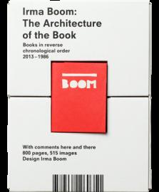【再入荷】Irma Boom: Biography in Books