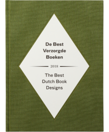 BEST DUTCH BOOK DESIGNS 2018