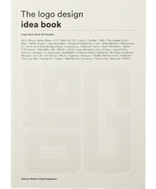 【再入荷】The Logo Design Idea Book