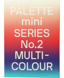 【再入荷】Palette Mini Series 02:Multicolour