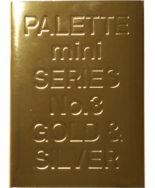 【再入荷】Palette Mini Series 03:Gold&Silver