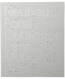 Neubau Forst Catalogue