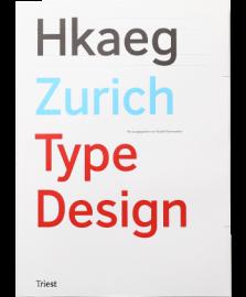 Zurich Type Design 70 Neue Textschriften
