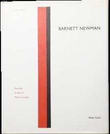 Barnett Newman Paintings - Sculptures - Works on paper