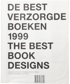 The Best Book Designs 1999