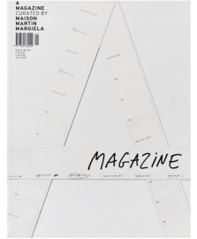 A Magazine Curated by Maison Martin Margiela - Limeted Edition
