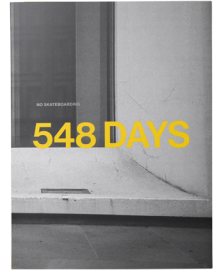 548DAYS NO SKATEBOARDING