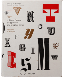 Type A Visual History of Typefaces and Graphic Styles