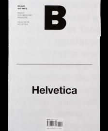 MAGAZINE B No.35 HELVETICA
