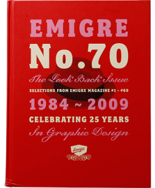 Emigre No 70 The Look Back Issue