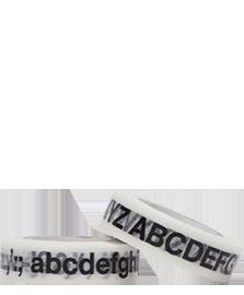 Typographyマスキングテープ