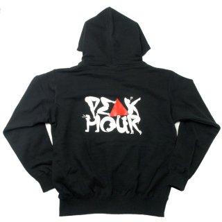 'PE▲K HOUR 菱沼彩子Model' Zipp Parka [BLACK]