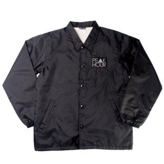'PE▲K HOUR' Nylon Jacket #2 [BLACK]