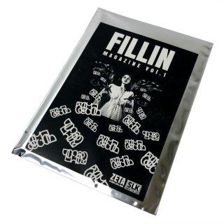 FILLIN MAGAZINE vol.1