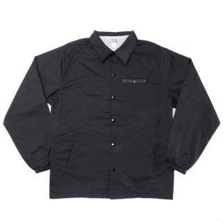 'PE▲K HOUR' Nylon Jacket [BLACK]