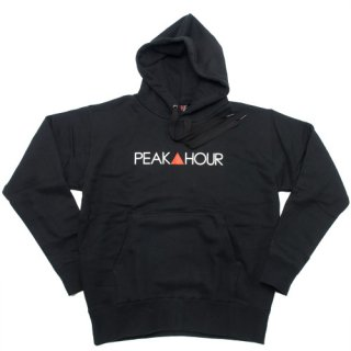 'PEAK▲HOUR' Pull Parka [BLACK]