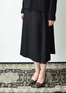 ブラックランプスカート