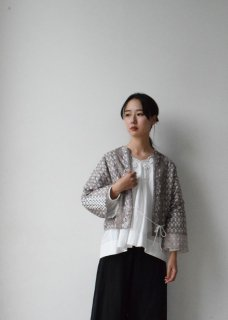 Tsubomi  Silk Quilt jacket