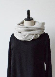 cashmere 2way stole