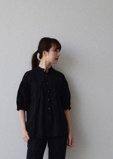 Khadi cotton mandarin collar shirt