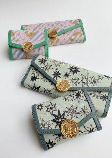 猫のコイン 折財布・長財布
