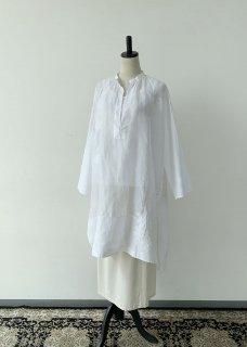 Organdy table cloth dress