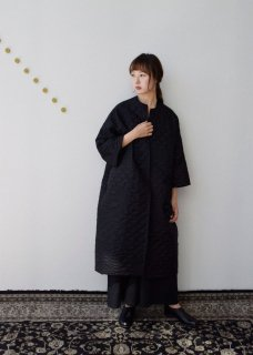 Permanent TOWAVASE  long robe silk