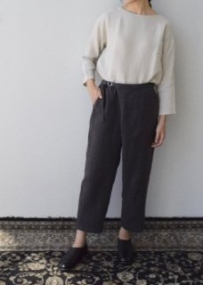 raising linen wrap pants