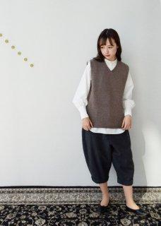 Beautiful tasmanian wool knit vest