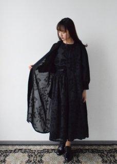フェンネル刺繍ドレスコート