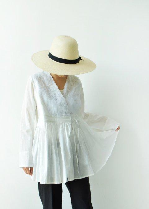 Shantou handkerchief blouse