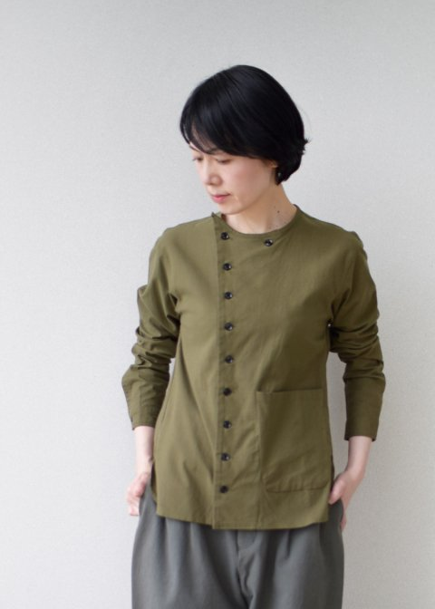 BAKERS SHIRT(desert / olive)