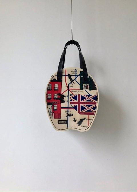 ウッドバッグ ロンドンホテル国旗