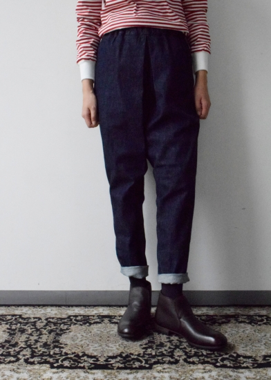Organic cotton denim