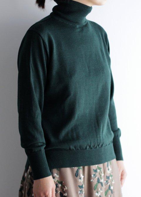 120S タートルネックセーター