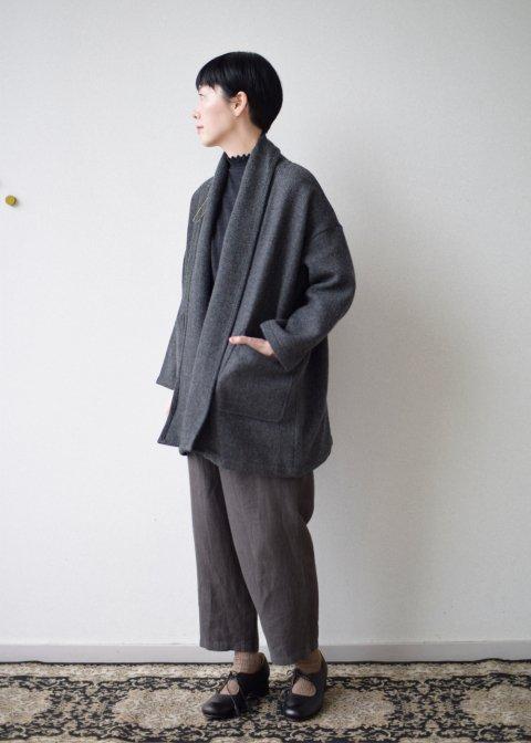 short robe coat