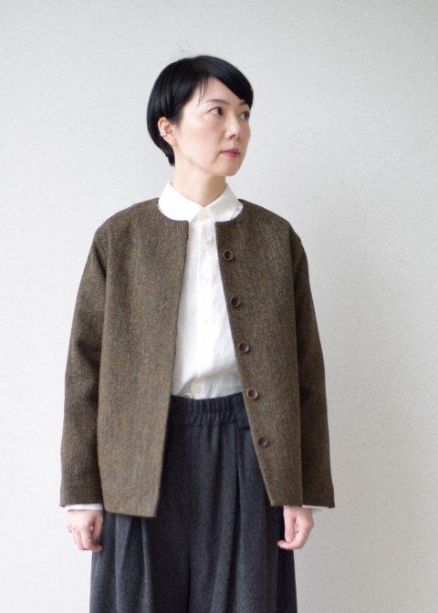 MOON ENGLAND~ツィードコクーンジャケット