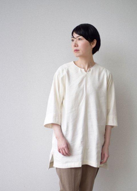 Silk & Linen smock
