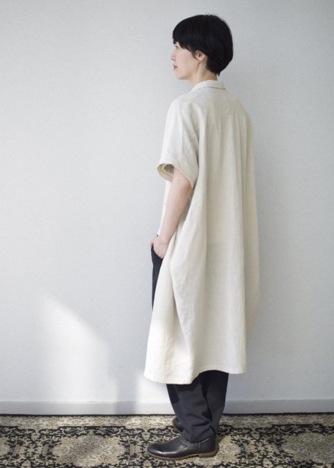water linen shirts one-piece