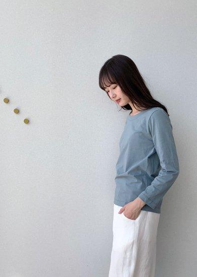 コットン~standard~カットソー(長袖)
