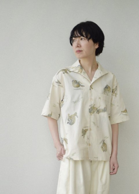 Sakurashi blouse