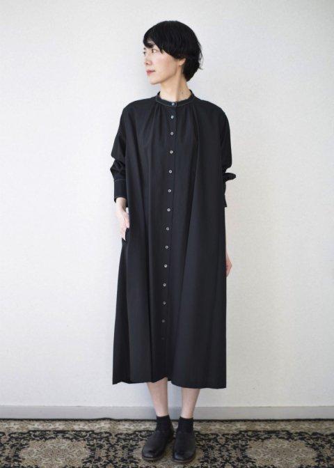 リーサイドシャツドレス