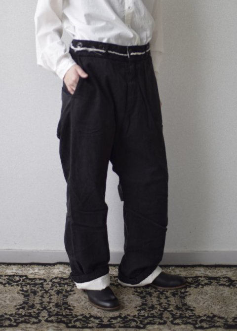 No.4 TROUSERS